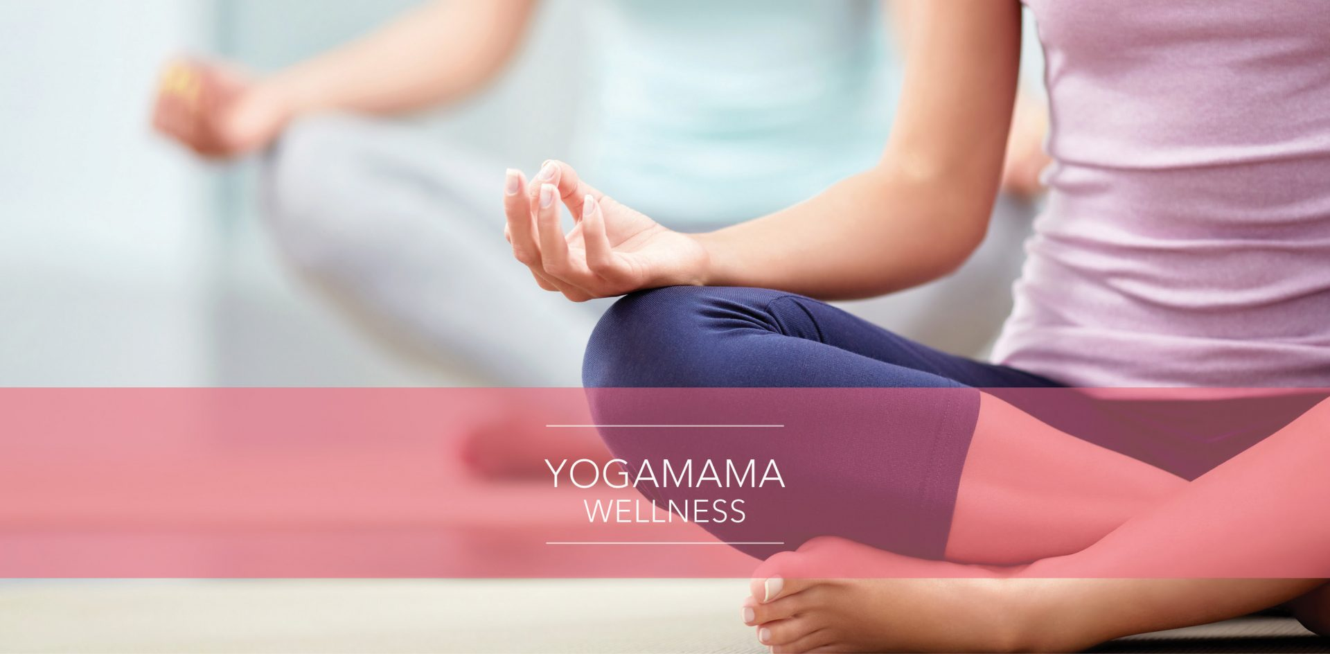 Yoga Mama Wellness site map