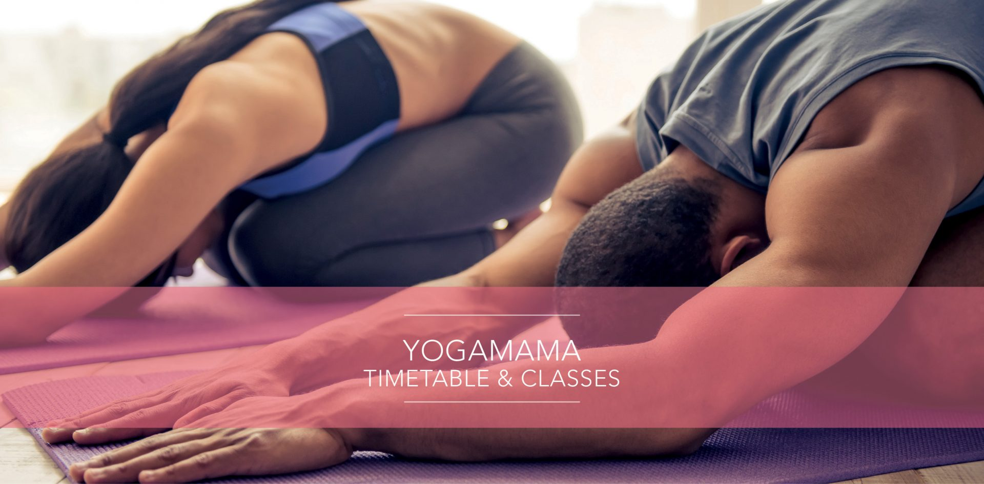 Timetable and prices at Yoga Mama Wellness