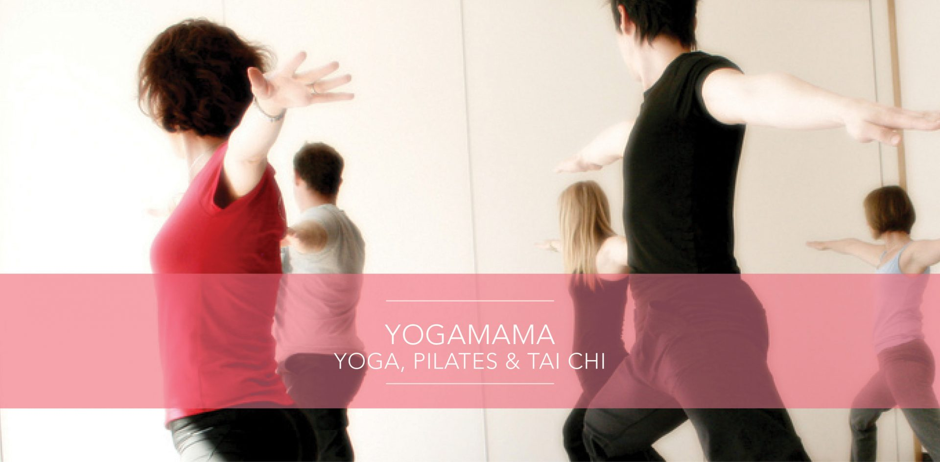 Yoga, Pilates and Tai Chi services at Yoga Mama Wellness
