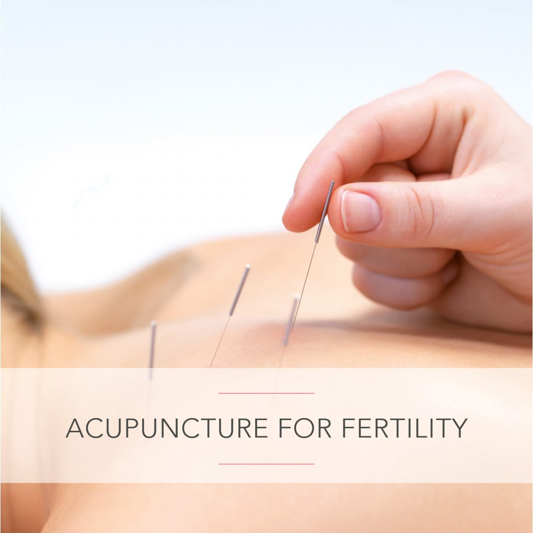 Acupuncture for Fertility with Yoga Mama Wellness
