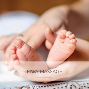 Baby Massage Workshops at Yoga Mama Wellness