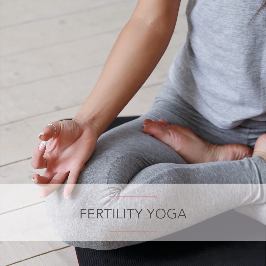 Fertility Yoga with Yoga Mama Wellness