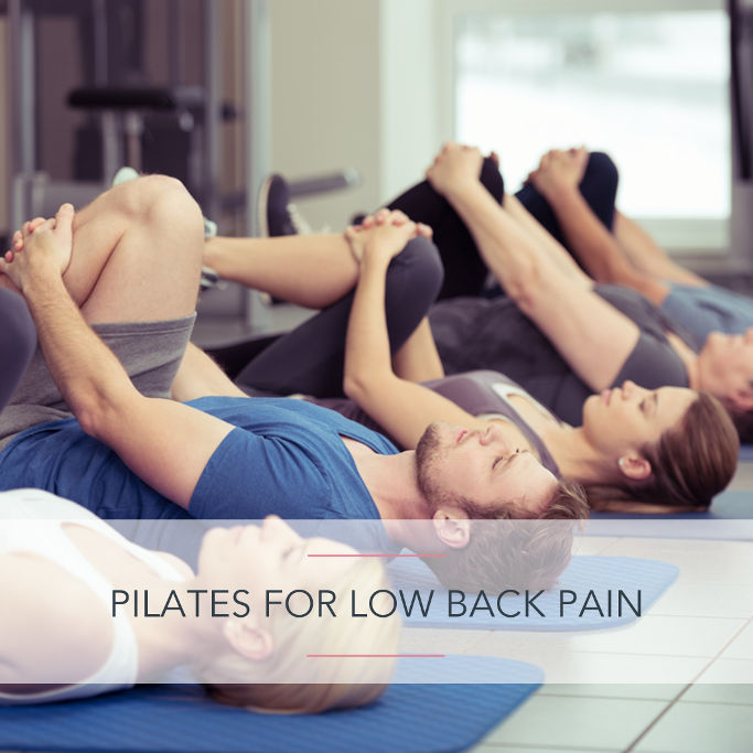 Pilates for Low Back Pain Workshops at Yoga Mama Wellness