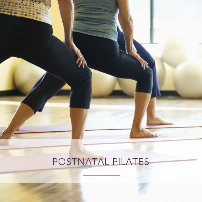 Postnatal Pilates at Yoga Mama Wellness