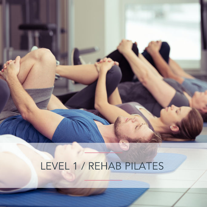 Level 1 / Rehab Pilates