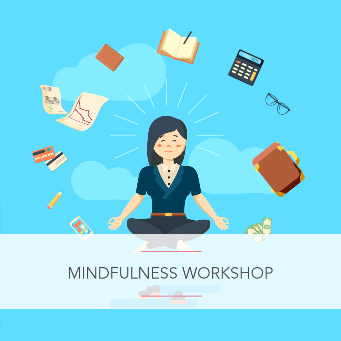 Mindfulness Workshop with Fiona Worthington