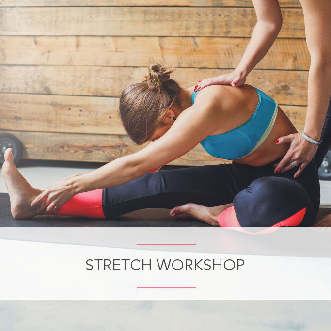 Stretch Workshop with Cherie Lathey
